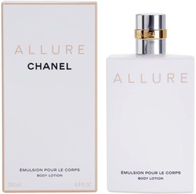 Chanel Allure mleczko do ciała dla kobiet