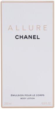 Chanel Allure Körperlotion für Damen 3