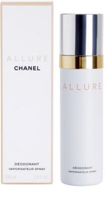 Chanel Allure desodorante en spray para mujer