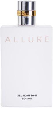 Chanel Allure Duschgel für Damen 2