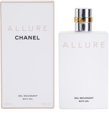 Chanel Allure gel de ducha para mujer