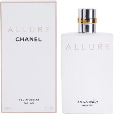 Chanel Allure gel de duche para mulheres