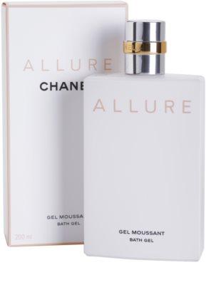 Chanel Allure gel de ducha para mujer 1