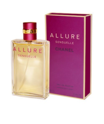 Chanel Allure Sensuelle Eau de Parfum para mulheres