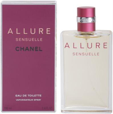 Chanel Allure Sensuelle toaletní voda pro ženy