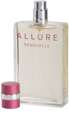 Chanel Allure Sensuelle Eau de Toilette para mulheres 3