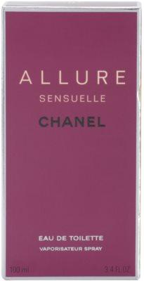 Chanel Allure Sensuelle Eau de Toilette para mulheres 4