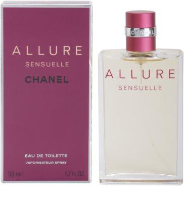 Chanel Allure Sensuelle Eau de Toilette für Damen