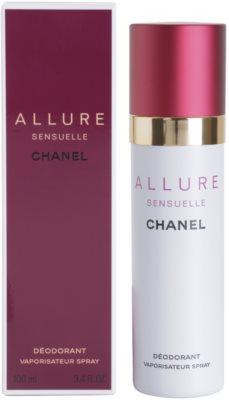 Chanel Allure Sensuelle deodorant Spray para mulheres