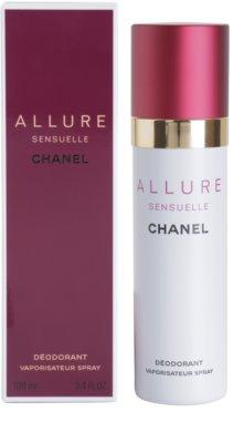 Chanel Allure Sensuelle deospray pentru femei