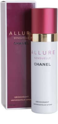 Chanel Allure Sensuelle Deo-Spray für Damen 1