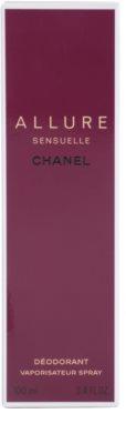 Chanel Allure Sensuelle deospray pentru femei 4