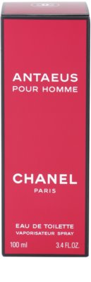 Chanel Antaeus Eau de Toilette para homens 4