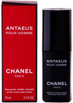 Chanel Antaeus emulsão após barbear para homens
