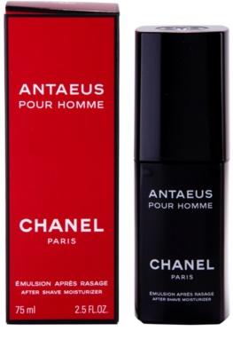 Chanel Antaeus emulsión after shave para hombre