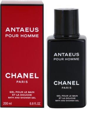 Chanel Antaeus Duschgel für Herren