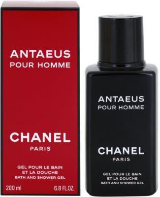 Chanel Antaeus gel de ducha para hombre