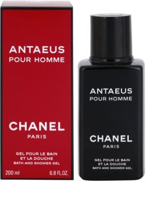 Chanel Antaeus gel de duche para homens