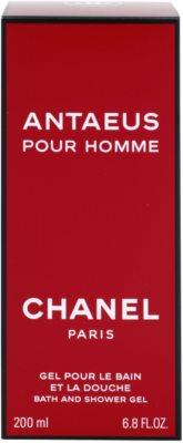 Chanel Antaeus gel de ducha para hombre 2