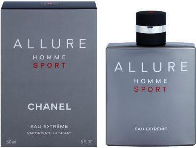 Chanel Allure Homme Sport Eau Extreme parfémovaná voda pre mužov