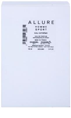 Chanel Allure Homme Sport Eau Extreme парфумована вода тестер для чоловіків 1