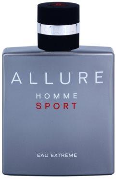 Chanel Allure Homme Sport Eau Extreme парфумована вода тестер для чоловіків 2