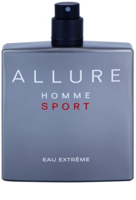 Chanel Allure Homme Sport Eau Extreme парфумована вода тестер для чоловіків