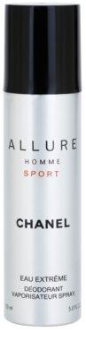 Chanel Allure Homme Sport Eau Extreme deospray pro muže