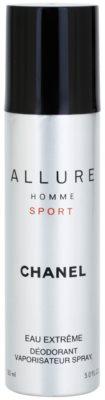 Chanel Allure Homme Sport Eau Extreme desodorante en spray para hombre