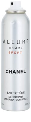 Chanel Allure Homme Sport Eau Extreme deodorant Spray para homens 1