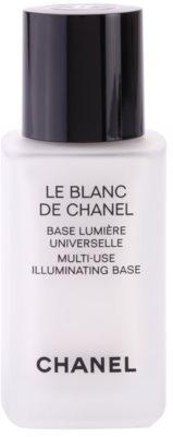 Chanel Le Blanc de Chanel Make-up-Grundlage