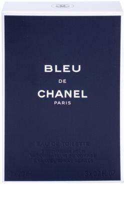 Chanel Bleu de Chanel Eau de Toilette para homens  recarga 2