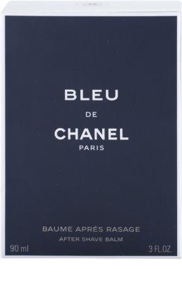 Chanel Bleu de Chanel bálsamo after shave para hombre 4