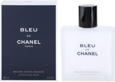 Chanel Bleu de Chanel After Shave balsam pentru barbati