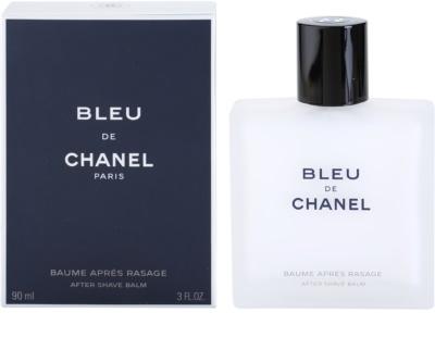 Chanel Bleu de Chanel borotválkozás utáni balzsam férfiaknak
