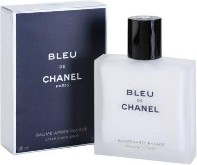 Chanel Bleu de Chanel bálsamo after shave para hombre 1
