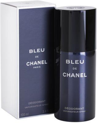 Chanel Bleu de Chanel dezodorant w sprayu dla mężczyzn 4
