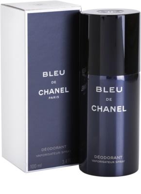 Chanel Bleu de Chanel deospray pentru barbati 4