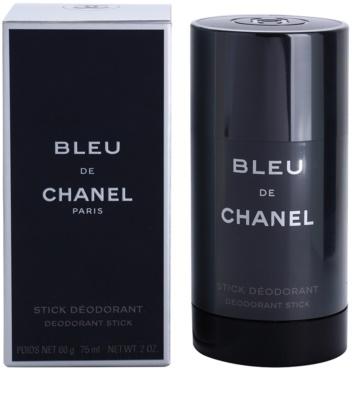 Chanel Bleu de Chanel dezodorant w sztyfcie dla mężczyzn