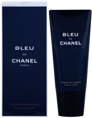 Chanel Bleu de Chanel borotválkozó krém férfiaknak