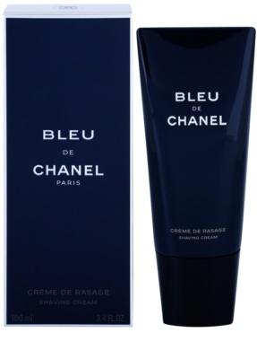 Chanel Bleu de Chanel crema pentru barbierit pentru barbati