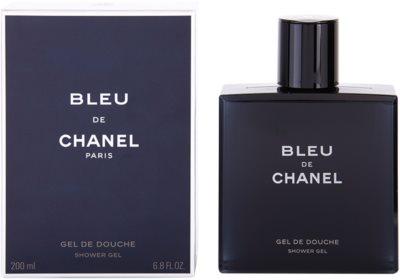 Chanel Bleu de Chanel gel de dus pentru barbati