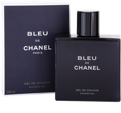 Chanel Bleu de Chanel gel de duche para homens 1