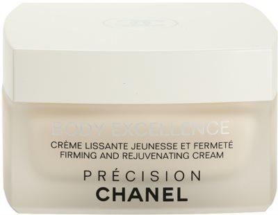 Chanel Précision Body Excellence creme alisador para corpo