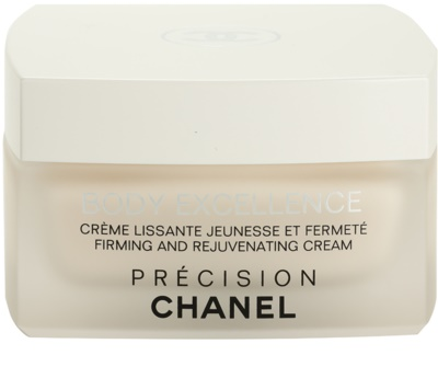 Chanel Précision Body Excellence изглаждащ крем за тяло