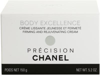 Chanel Précision Body Excellence tělový vyhlazující krém 4