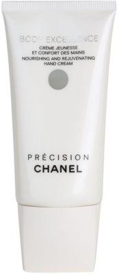 Chanel Précision Body Excellence crema nutritiva para manos