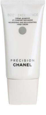 Chanel Précision Body Excellence hranilna krema za roke