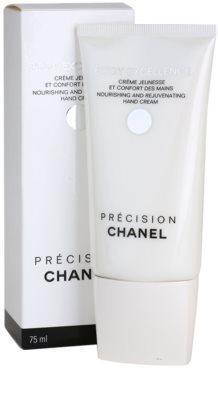 Chanel Précision Body Excellence crema nutritiva de maini 1