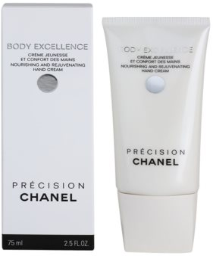 Chanel Précision Body Excellence crema nutritiva de maini 2